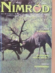 Bástyai Lóránt - Nimród 1991. szeptember [antikvár]