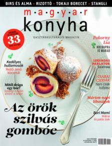 Magyar Konyha - 2020. november (44. évfolyam 11. szám)