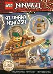 Lego Ninjago - Az arany nindzsa foglalkoztatókönyv Lloyd minifigurával