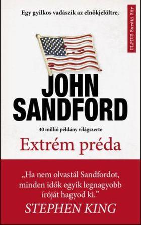 John Sandford - Extrém préda