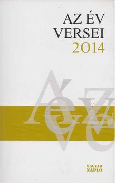 Csontos János - Az év versei 2014 [antikvár]