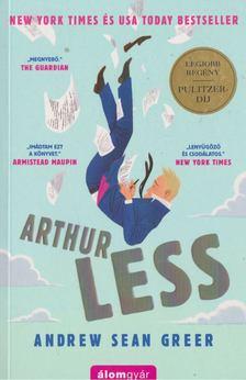 Andrew Sean Greer - Arthur Less [antikvár]
