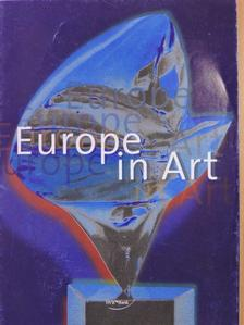 Sturcz János - Europe in Art [antikvár]