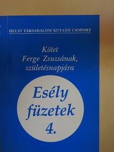 Georg Vobruba - Kötet Ferge Zsuzsának, születésnapjára [antikvár]