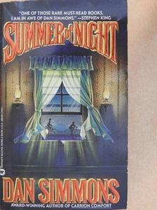 Dan Simmons - Summer of Night [antikvár]