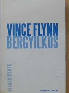 Vince Flynn - Bérgyilkos [antikvár]