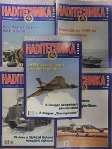 Babos László - Haditechnika 2011. (nem teljes évfolyam) [antikvár]