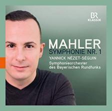 MAHLER - SYMPHONIE NR.1 CD NÉZET-SÉGUIN