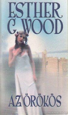 Esther G. Wood - Az örökös [antikvár]