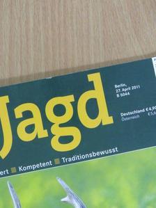 Friedrich Karl von Eggeling - Unsere Jagd 2011/5 [antikvár]