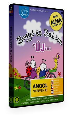 Bartos Erika, Alma Zenekar, Kedd Animációs Stúdió - BOGYÓ ÉS BABÓCA 2. - 13 ÚJ MESE