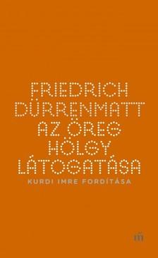 FRIEDRICH DÜRRENMATT - Az öreg hölgy látogatása [eKönyv: epub, mobi]
