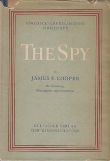 James F. Cooper - The Spy [antikvár]