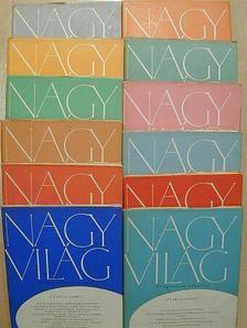 Ágai Ágnes - Nagyvilág 1967. január-december [antikvár]