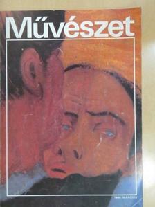 Aradi Nóra - Művészet 1980. március [antikvár]