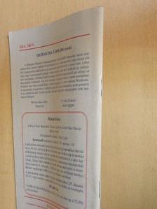 Fekete Attila - Középiskolai matematikai és fizikai lapok 2001. április [antikvár]