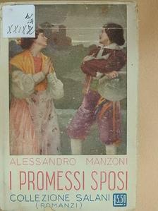 Alessandro Manzoni - I promessi sposi [antikvár]