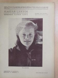 C. Szemere Klára - Magyar Lányok 1939. december 3. [antikvár]