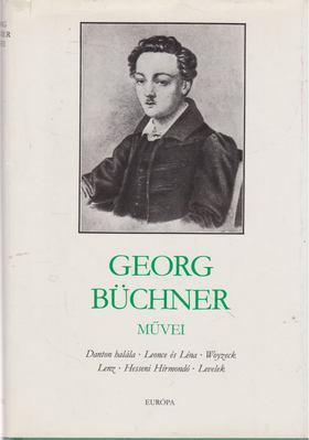 BÜCHNER,GEORG - Georg Büchner művei [antikvár]
