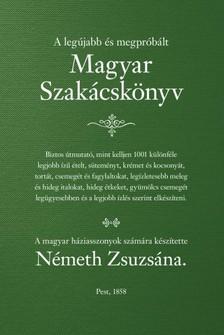 Németh Zsuzsána - Magyar szakácskönyv [eKönyv: epub, mobi]