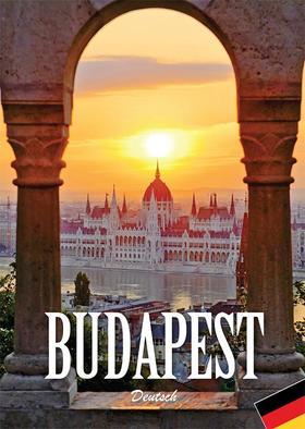 Budapest útikönyv - német