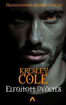 Kresley Cole - Elfojtott üvöltés