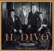 IL DIVO - TIMELESS - CD