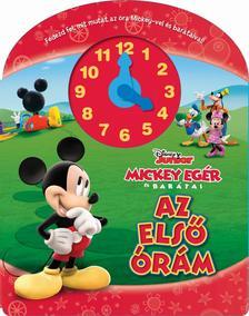 Az első órám - Disney Junior óráskönyv