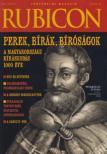 RUBICON - 2019/9-10 PEREK, BÍRÁK, BÍRÓSÁGOK