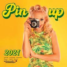 SmartCalendart - Pin-Up naptár 2021