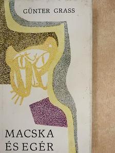 Günter Grass - Macska és egér [antikvár]