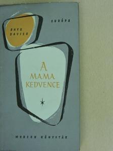 Rhys Davies - A mama kedvence [antikvár]