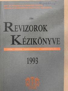 Dr. Elkán László - Revizorok kézikönyve [antikvár]