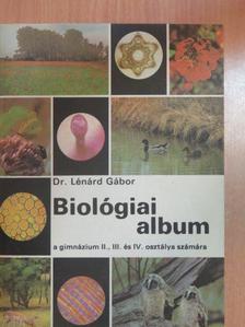 Dr. Fazekas György - Biológiai album [antikvár]