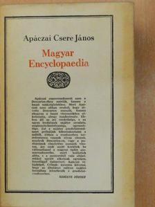 Apáczai Csere János - Magyar Encyclopaedia [antikvár]