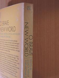 Benjamin Franklin - O Brave New World [antikvár]