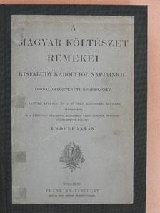 Ábrányi Emil - A magyar költészet remekei [antikvár]
