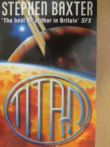 Stephen Baxter - Titan [antikvár]