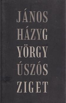 Jánosházy György - Úszó sziget [antikvár]