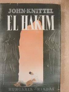 John Knittel - El hakim I-II. [antikvár]