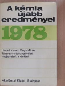 Hronszky Imre - A kémia újabb eredményei 42. [antikvár]