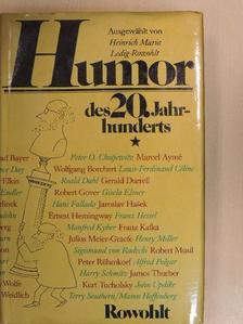 John Collier - Humor des 20. Jahrhunderts [antikvár]