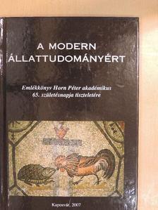 Dr. Dér Ferenc - A modern állattudományért [antikvár]