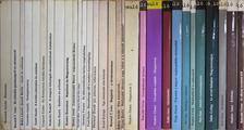 """Aczél György - """"30 kötet a Gyorsuló idő sorozatból (nem teljes sorozat)"""" [antikvár]"""