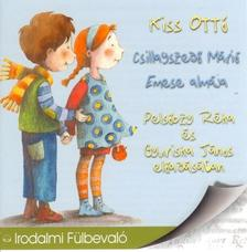 KISS, OTTÓ - Csillagszedő Márió, Emese almája - versek gyerekhangra [eHangoskönyv]
