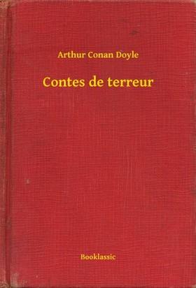 Arthur Conan Doyle - Contes de terreur [eKönyv: epub, mobi]