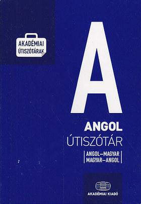 MAGYAR-ANGOL, ANGOL-MAGYAR ÚTISZÓTÁR