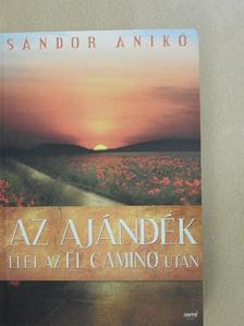 Sándor Anikó - Az ajándék [antikvár]