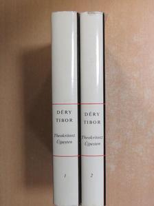 Déry Tibor - Theokritosz Újpesten I-II. [antikvár]