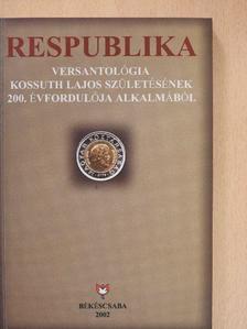 Ábrányi Emil - Respublika [antikvár]